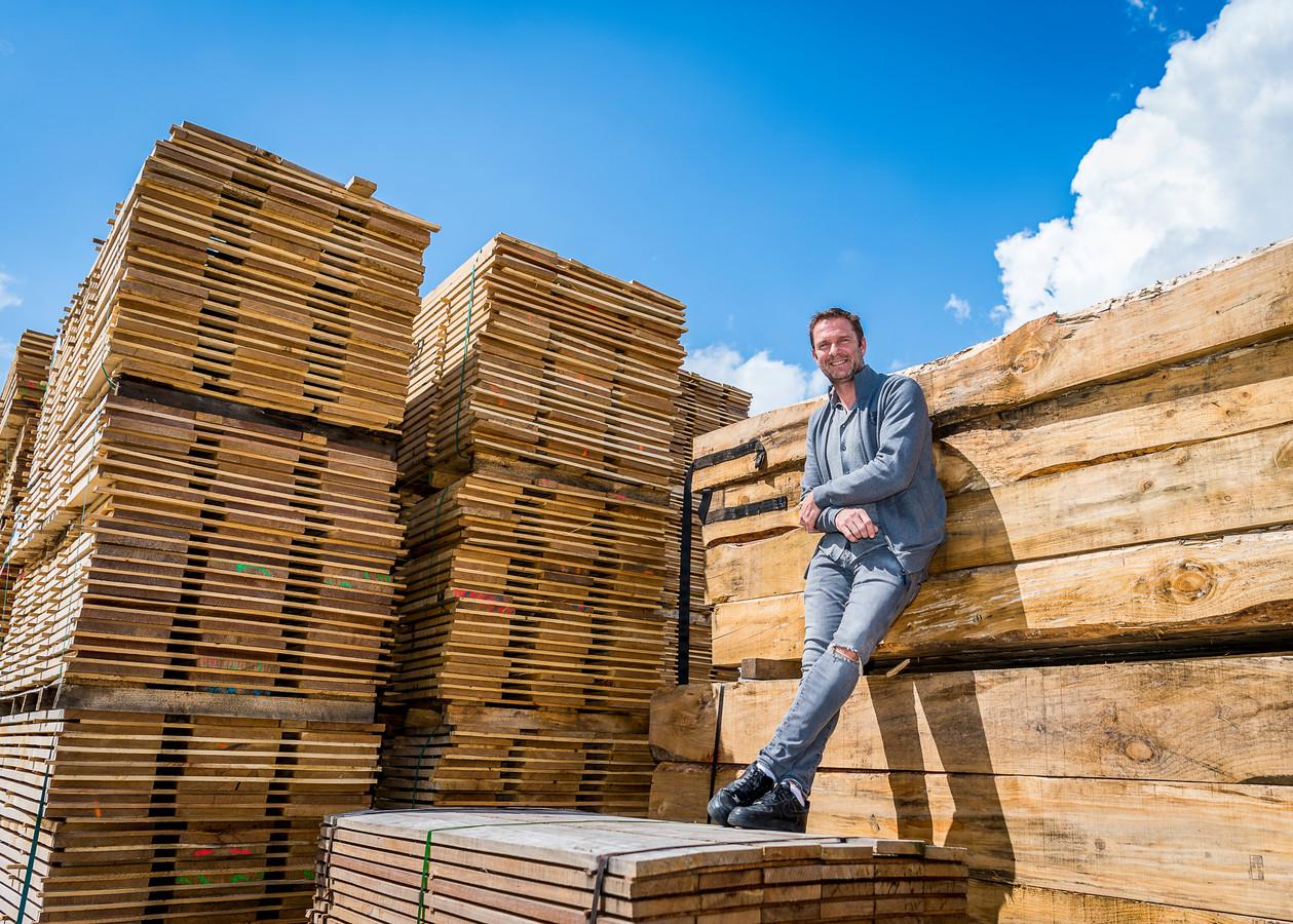 Dennis Bierman van De Houtlijn in Berkel en Rodenrijs.