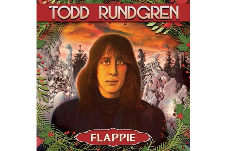 Platenhoes  'Flappie' van Todd Rundgren. Beeld ANP