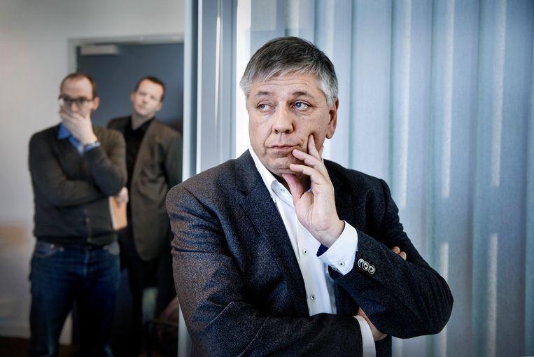 Vlaams minister van Welzijn Jo Van Deurzen. Beeld Eric de Mildt