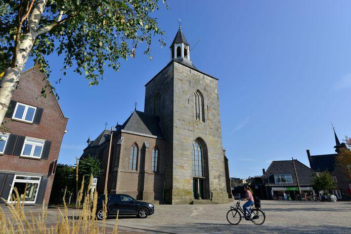 De R.K. Pancratiuskerk in Tubbergen.