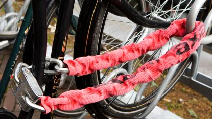 Politie noteerde vorig jaar opmerkelijk minder fietsdiefstallen in Gavere