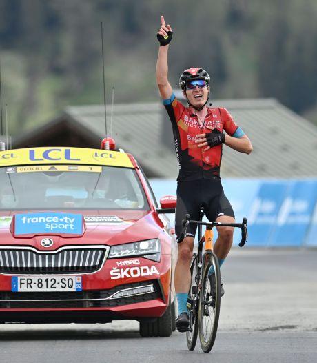 Mark Padun remporte la 7e étape du Dauphiné, Richie Porte prend la tête du général