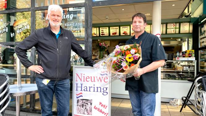 Vishandel Keus op station Hollands Spoor stopt na 72 jaar
