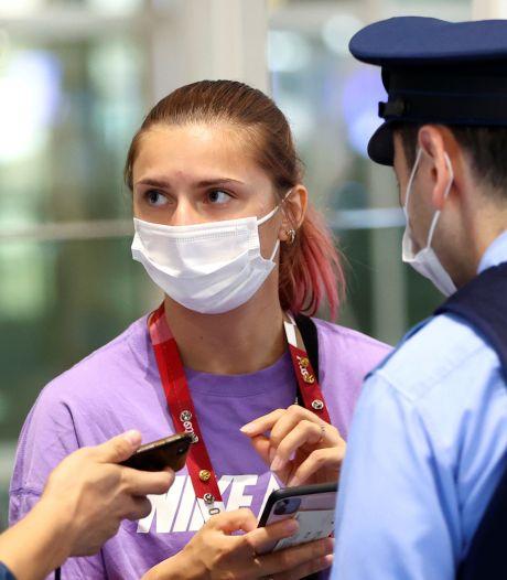 L'athlète bélarusse qui avait critiqué sa fédération reçoit un visa humanitaire de la Pologne