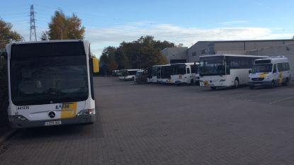"""Chaffeurs bij 'pachters' van De Lijn staken wegens te hoge werkdruk: """"We hebben niet eens de tijd om naar toilet te gaan"""""""