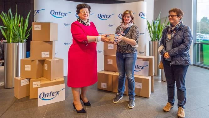 """Ontex doneert wereldwijd 4,5 miljoen hygiëneproducten in veertien landen: """"7.500 mondmaskers voor Aalsterse Vierdewereldgroep"""""""
