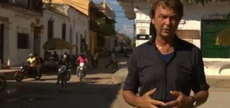 Derk Bolt over nachtmerrie in Colombia boeit 1,5 miljoen kijkers