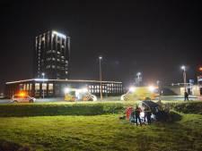 Slachtoffer (27) in kritieke toestand na crash in Nijmegen, chauffeur aangehouden