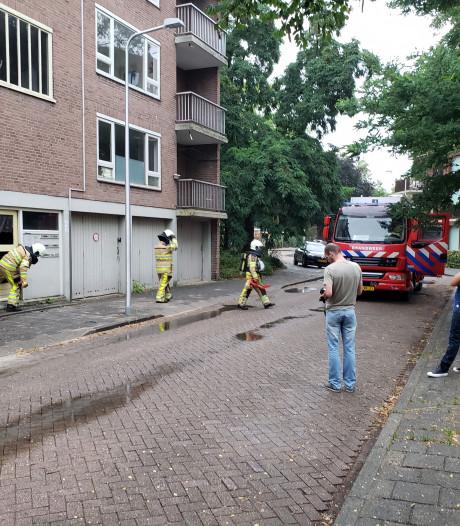 Nieuw brandalarm in lege Zwolse flat blijkt loos