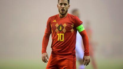 """FT buitenland. Bonucci laat zich uit over Rode Duivels - Hazard: """"Ik verdien de Ballon d'Or niet"""" - Batshuayi: """"Vertrek bij Valencia? Enkel geruchten"""""""