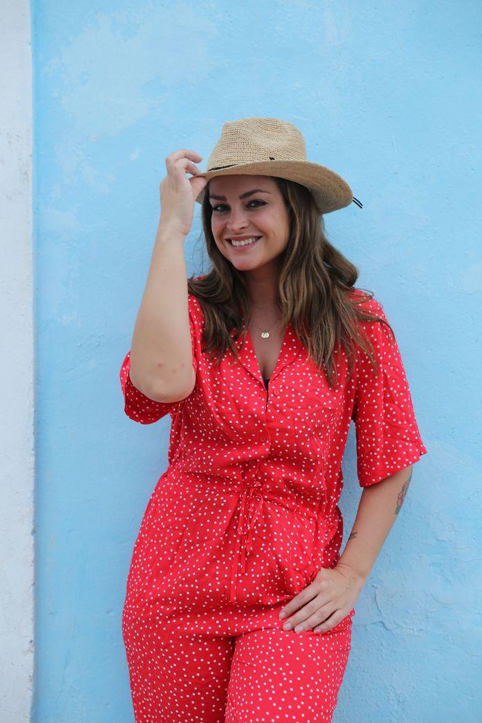 Miljuschka Witzenhausen is nu ook te zien in haar nieuwe tv-programma over eten in Mexico.