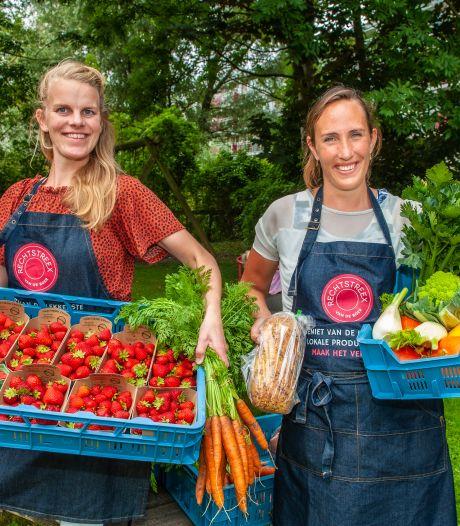 De nieuwste trend! Lokaal eten van de boer: 'Woensdag besteld, donderdag geoogst, vrijdag op je bord'