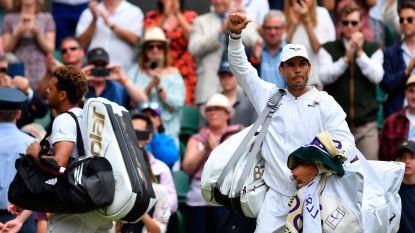 Serena Williams staat in achtste finales, ook Barty stoot vlot door - Nadal zet Tsonga vlot opzij, Federe blijft op koers voor negende titel
