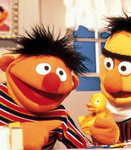 'Bert en Ernie moeten trouwen'
