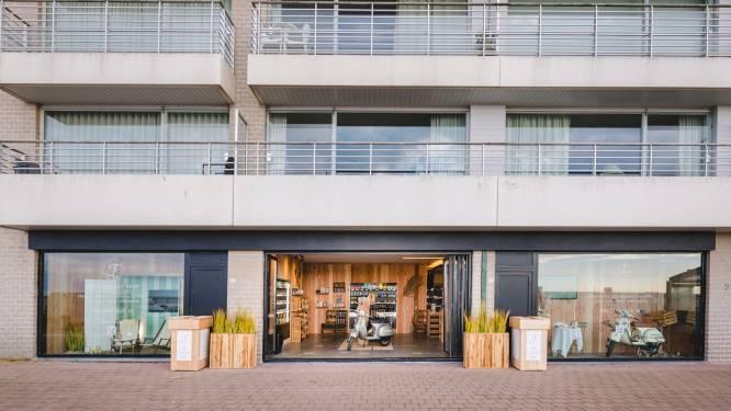 The Culinary Shop strijkt neer op de zeedijk van Knokke