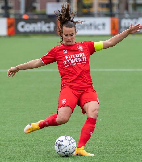 FC Twente Vrouwen boekt ruime zege in eerste competitieduel van het nieuwe seizoen