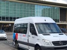 Proef minibusjes Bravoflex Helmond en Eindhoven stopt