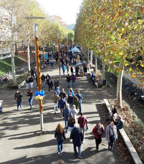 Recordaantal aankomende studenten Universiteit Tilburg