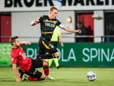 Opvallend onopvallende stofzuiger van Helmond Sport koestert de nul tegen ADO Den Haag: 'Niet verwacht'