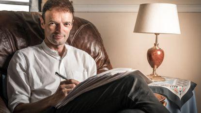 Kankeronderzoeker Johan Swinnen, zelf papa van kankerpatiënt, geeft persoonlijke voordracht in GOC Voncke