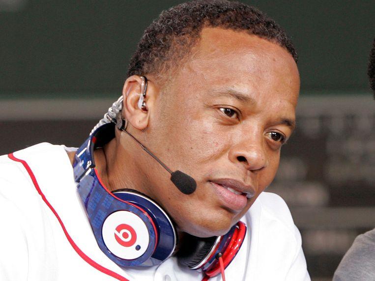 Dr. Dre. Beeld REUTERS