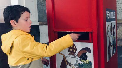 Bericht aan alle brave kindjes: drop jouw brief voor de Sint in Hemelbus