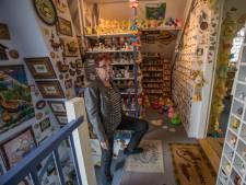 Het eendenpaleis van Hetty Okkerse (70) in Veldhoven