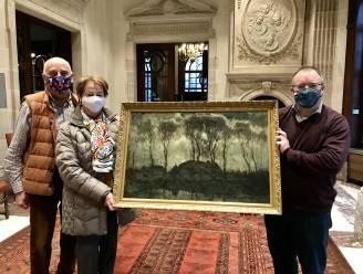 Boechout koopt post-impressionistisch schilderij van Jules Verstreken