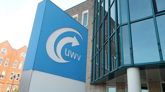 UWV-kantoor in Goes.