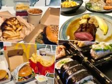 Vier keer thuis 'uit eten': zo zorgen restaurants in Dordrecht tijdens lockdown voor een warme maaltijd
