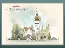 'De zes Zwanen' van gebroeders Grimm nieuw in Sprookjesbos Efteling