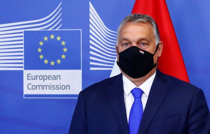 Hongaars premier Viktor Orban.