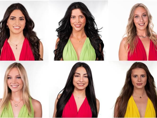 Zus van 'Temptation'-verleider, dochter van ex-Rode Duivel en een toekomstige militair: 10 opvallende Miss België-kandidaten
