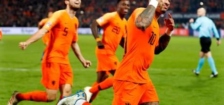 Nederland had al de counter, nu ook de dominantie