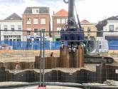 Wat doet die tweede damwand daar in de haven van Zevenbergen?
