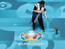 Programma, uitslagen en standen EK voetbal