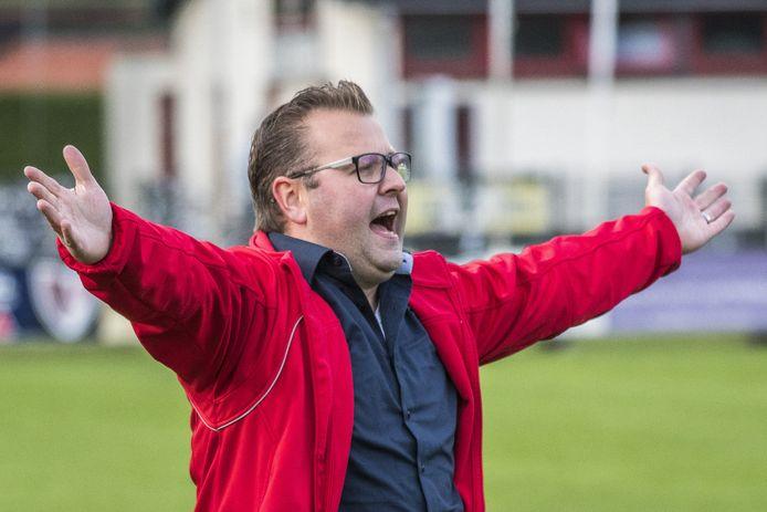 Sportclub Overdinkel hoopt met Tim Meijerink de derde klasse te bereiken.