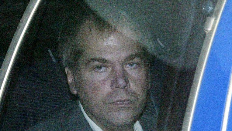 John Hinckley. (Archiefbeeld 2003) Beeld null