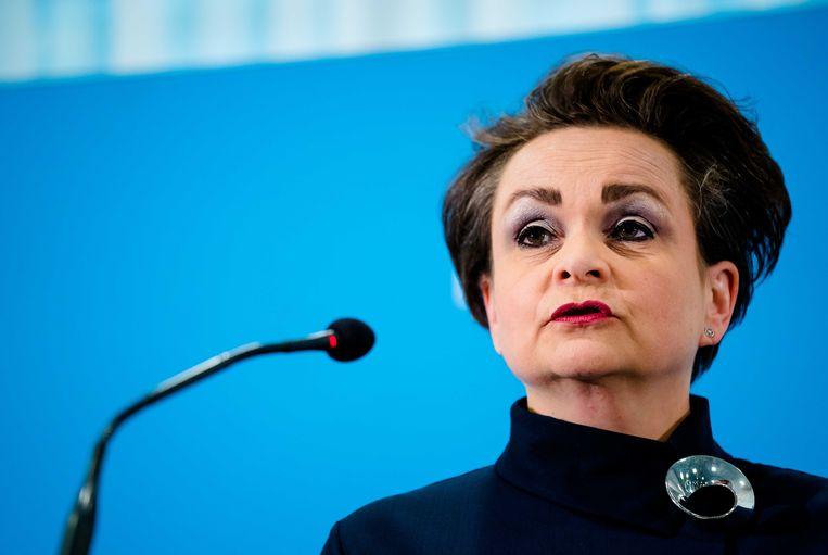 Staatssecretaris Alexandra van Huffelen van Financiën.  Beeld ANP