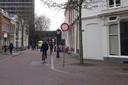 Verbrede Korte nieuwstraat in 2020.