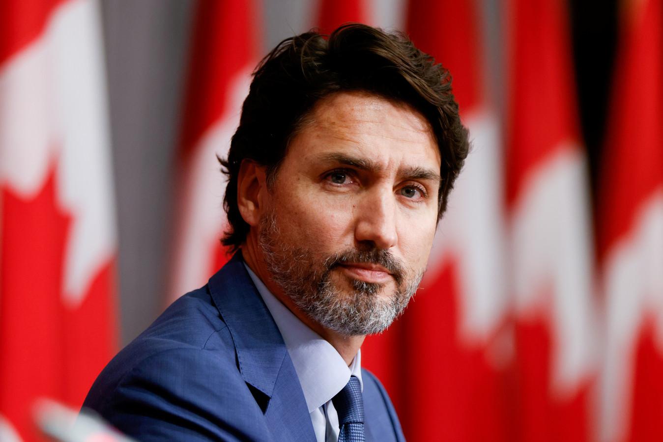 Le Premier ministre canadien, Justin Trudeau.