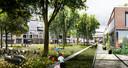 Impressie van Klavers Jansen aan de Belcrumweg.