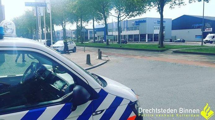 De Kamerlingh Onnesweg staat onder de aandacht van de Dordtse politie.