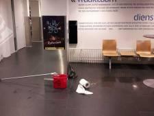 Dronken student maakt het bont op het politiebureau