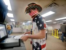 Amerika houdt de adem in: al 91 miljoen stemmen uitgebracht