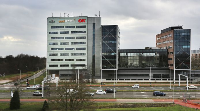 Bond Towers in Breda.