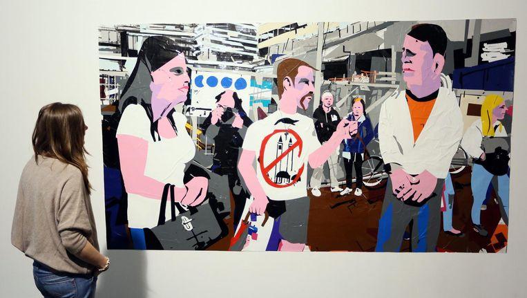 'Van Lieshout schuwt geen enkel taboe' Beeld anp