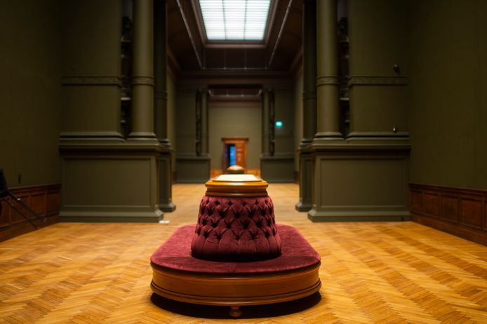 Binnenkijken in het museum  KMSKA in Antwerpen