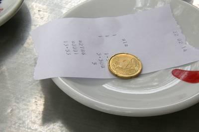 Gast (44) probeert restaurant in Breda te verlaten zonder te betalen
