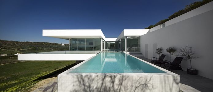 Villa Escarpa, Algarve, Portugal